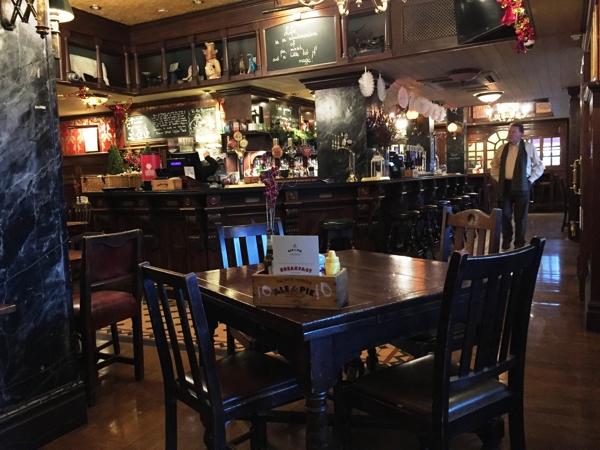 The Jack Horner Pub, Fitzrovia, London