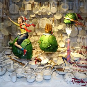 A window at Fortnum's